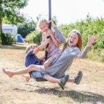Lej skønne campinghytter ved Limfjorden i Midtjylland