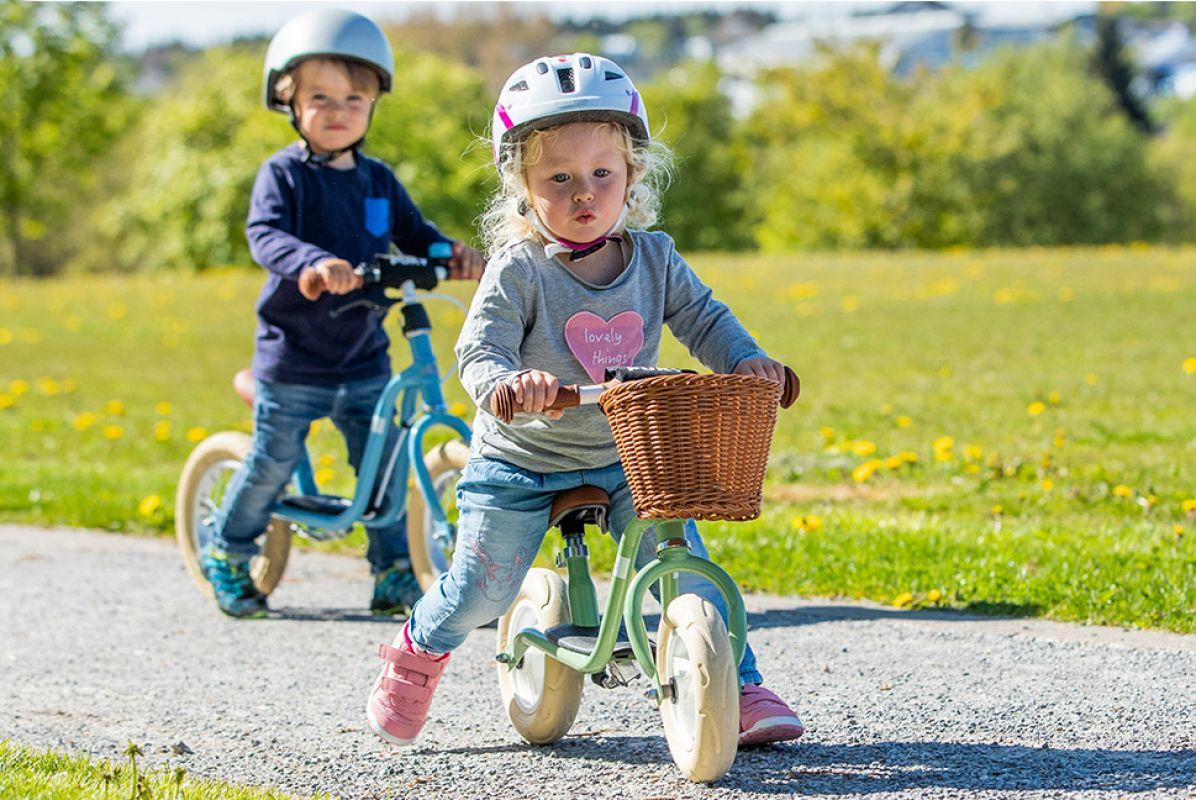 Søde Løbecykler til de små børn